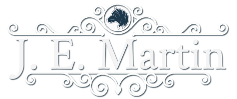J E Martin Books Logo
