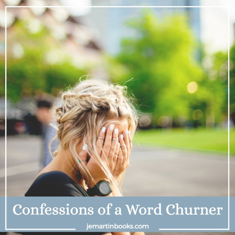 Confessions of a Word Churner
