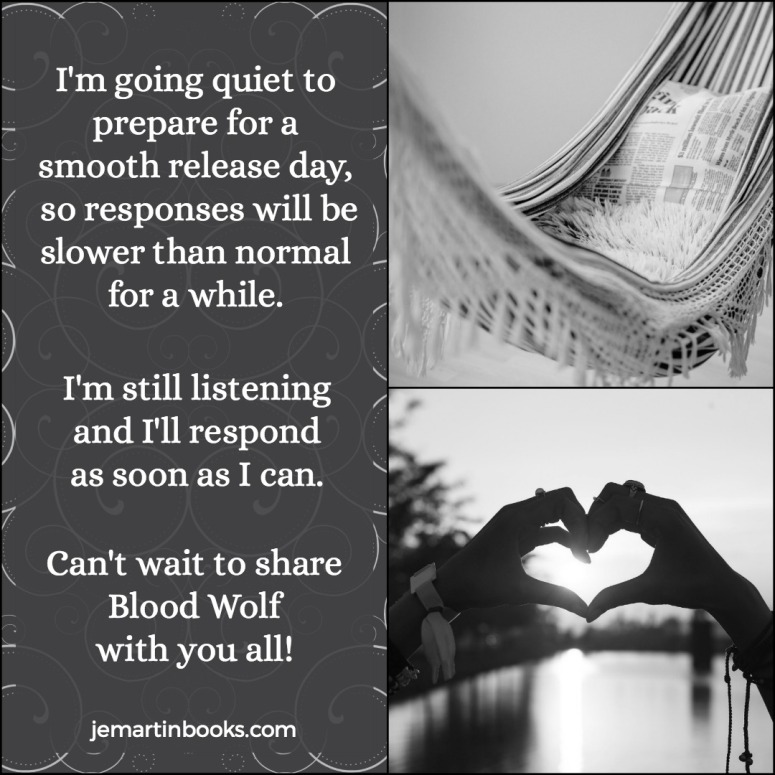 Going Quiet