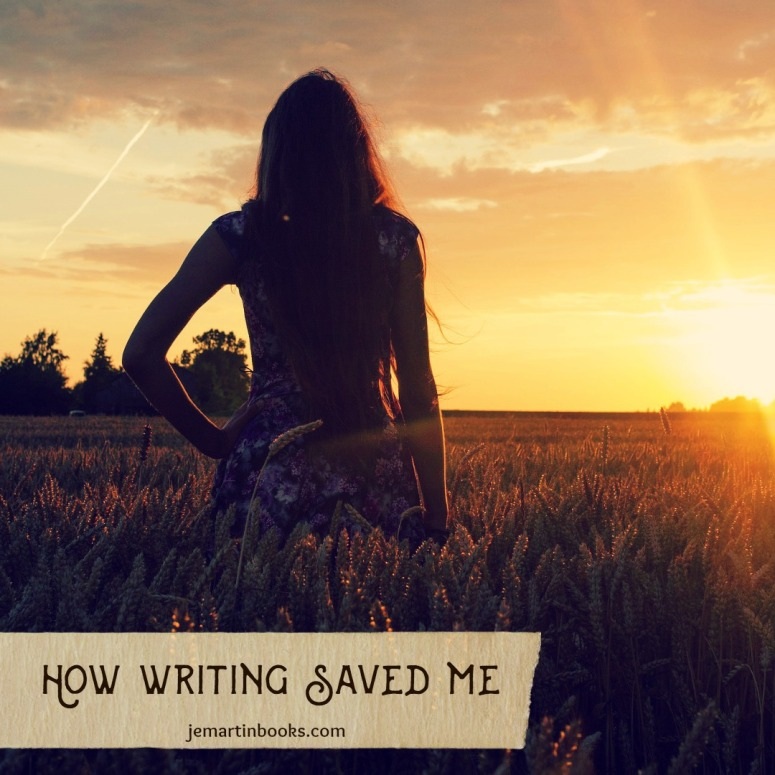 How Writing Saved Me