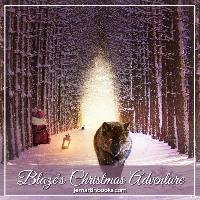 Blaze's Christmas Adventure by @jemartin - A quick Christmas story as a gift for my readers