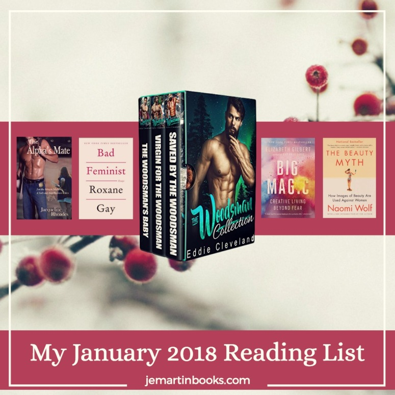 My January 2018 Reading List