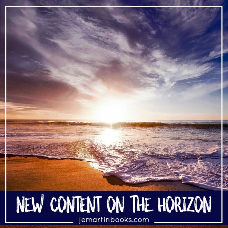 New Content On The Horizon