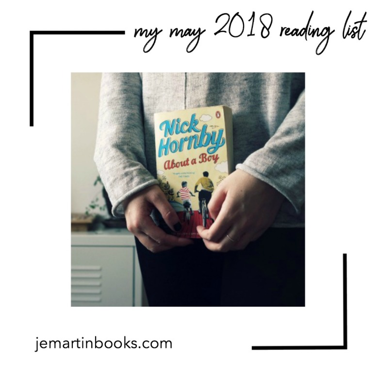 MyMay2018ReadingList