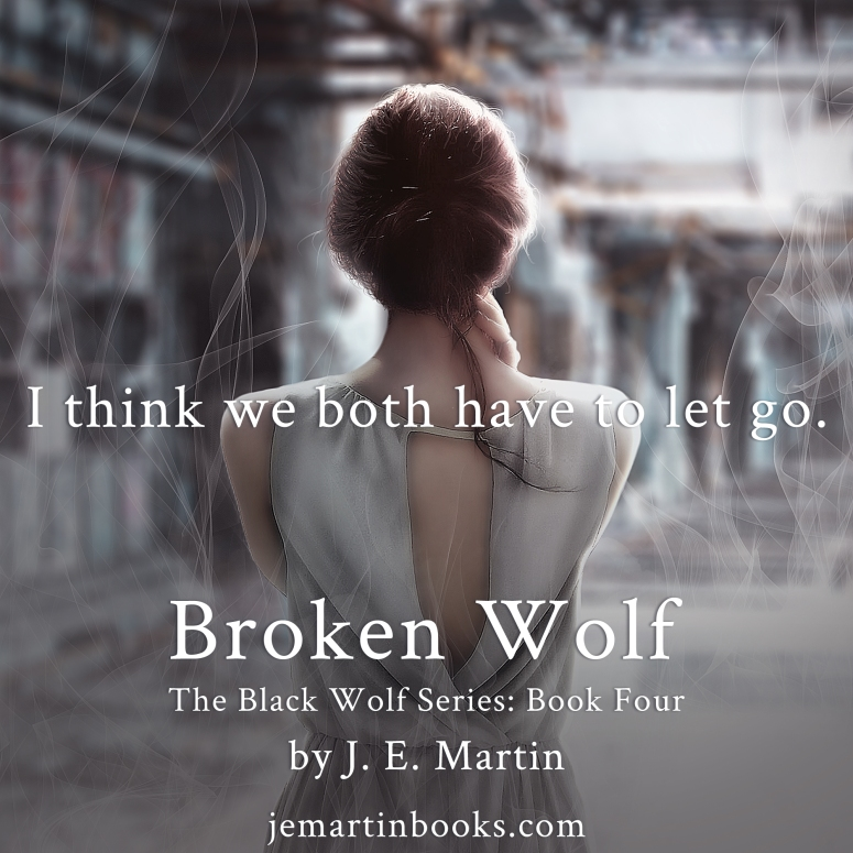Broken Wolf Release Day in 2...