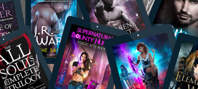 Win BIG with a paranormal romance and urban fantasy book bundle! via @jemartinbooks